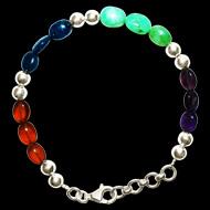 Divinity gemstone bracelet
