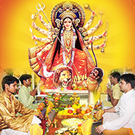 Durga Puja and Yajna