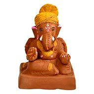 Eco-friendly Ganesha - I
