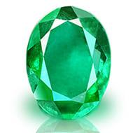 Emerald 1.10 carats Zambian
