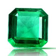 Emerald 1.12 carats Zambian - Superfine Cutting