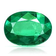 Emerald 2.64 carats Zambian
