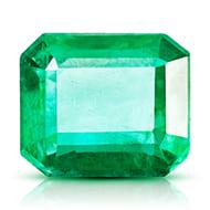 Emerald 4.04 carats Zambian - Superfine Cutting
