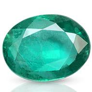 Emerald 4.15 carats Zambian - I