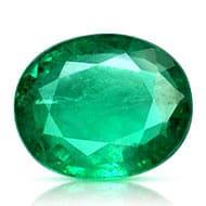 Emerald 5.04 carats Zambian