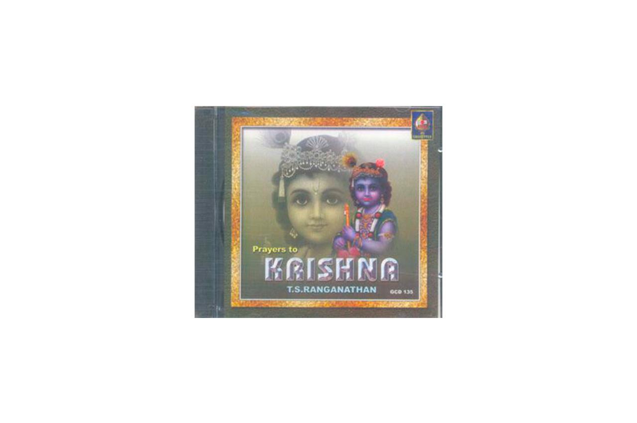 Prayers to Krishna