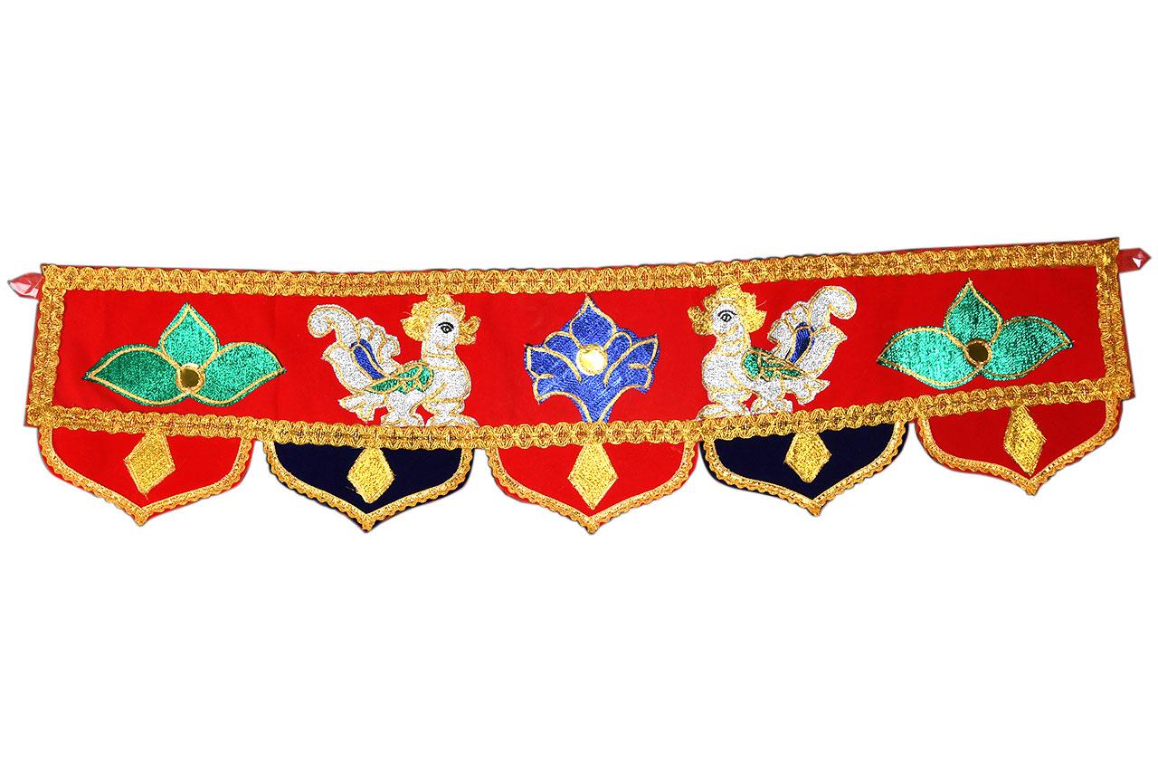 Peacock Toran - I