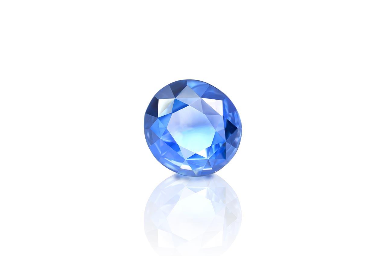 Blue Sapphire - 5.14 carats
