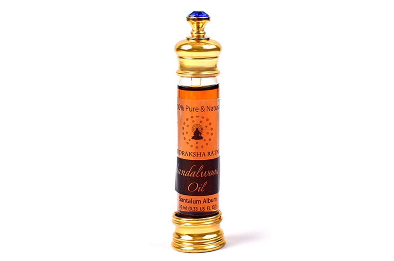 Sandalwood oil - Essential