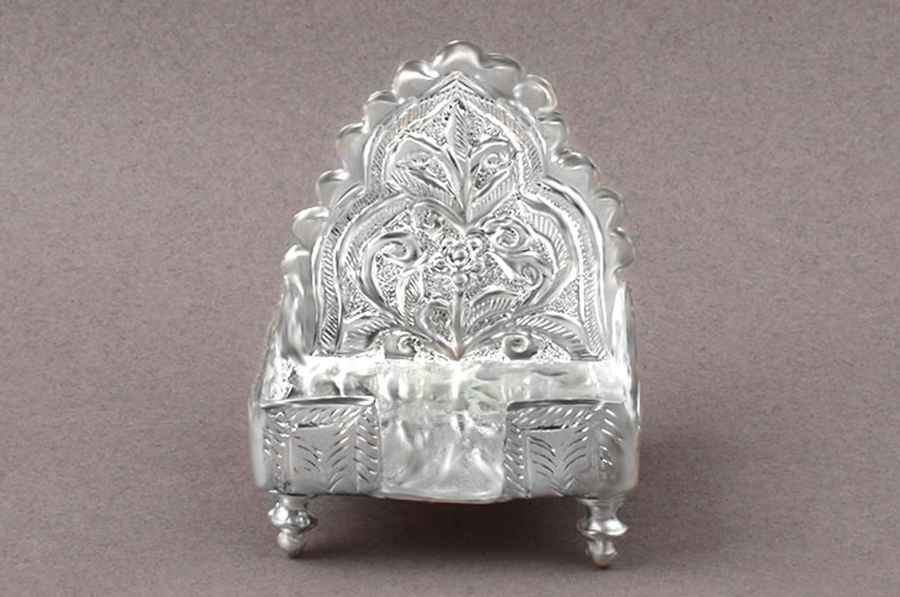 God Throne in German Silver