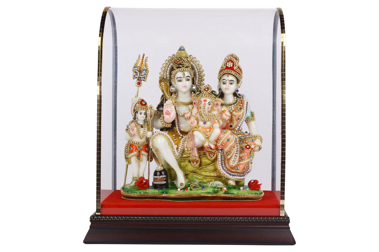 Shiva  Parivar Artifact