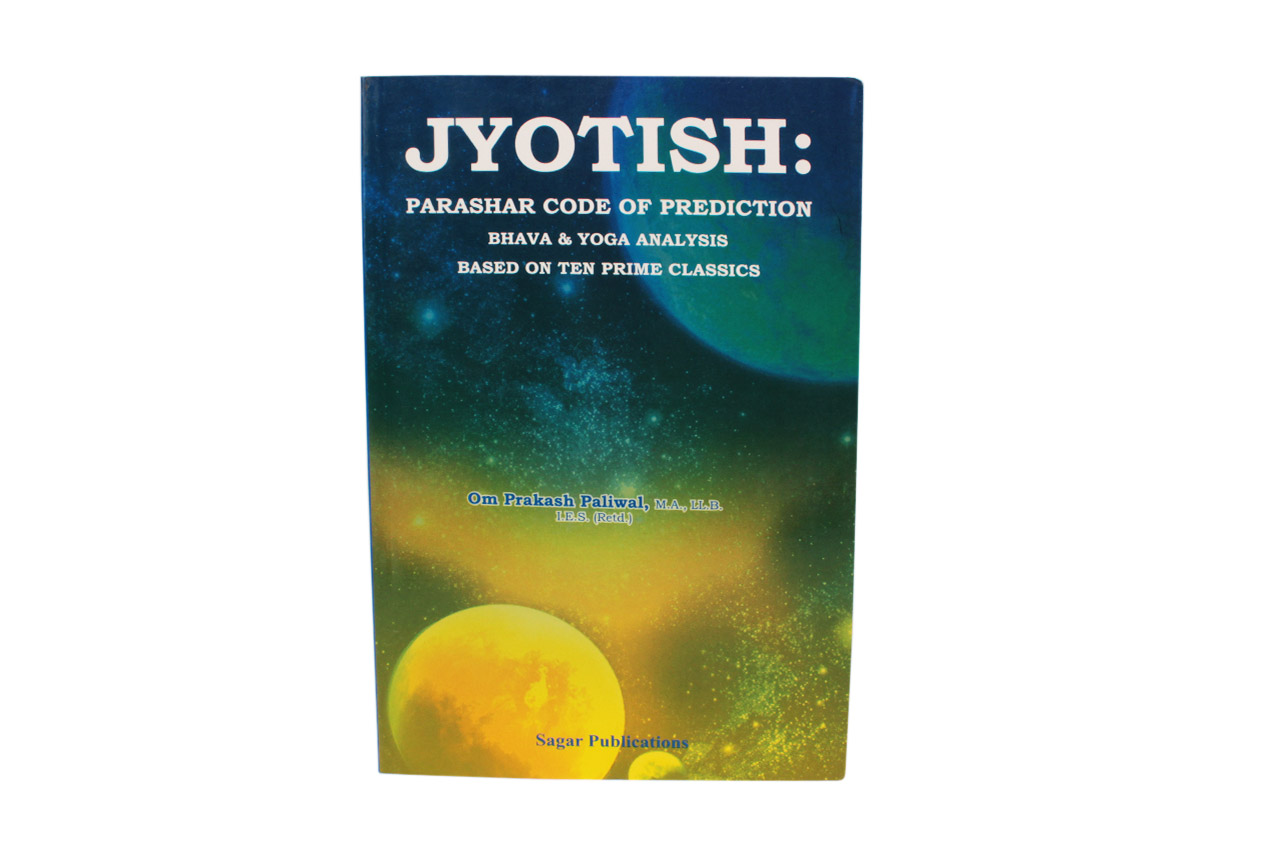 Jyotish: Parashar Code of Prediction - Vol I and II