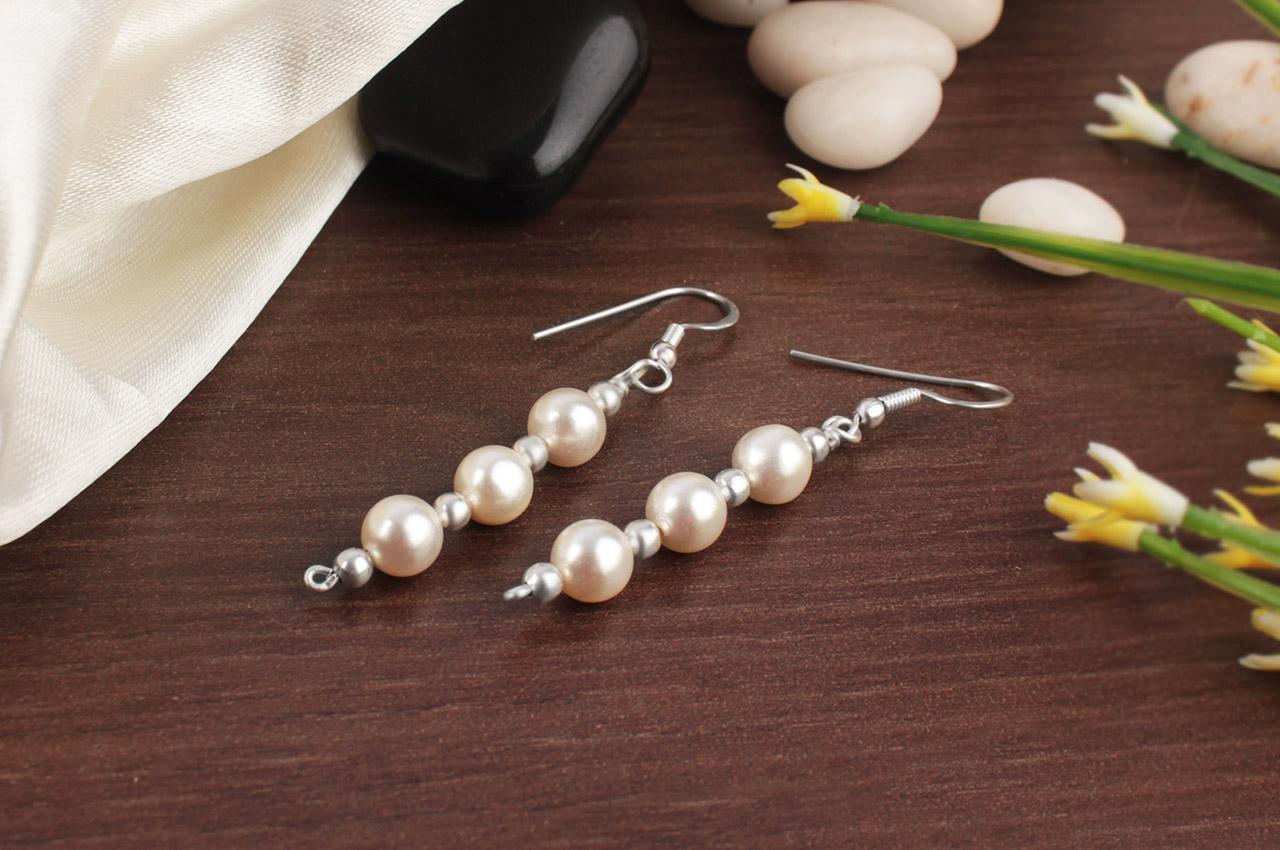 Pearl Earring - I