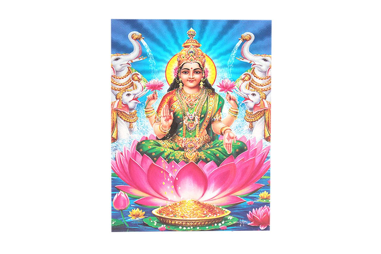 Mahalakshmi Photo - Medium