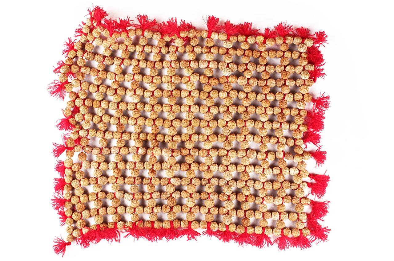 Rudraksha Mat - Nepal Beads