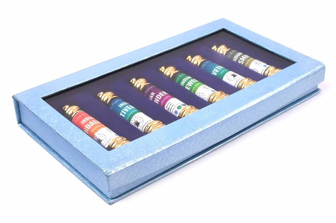 Indian Premium Essential oil gift set