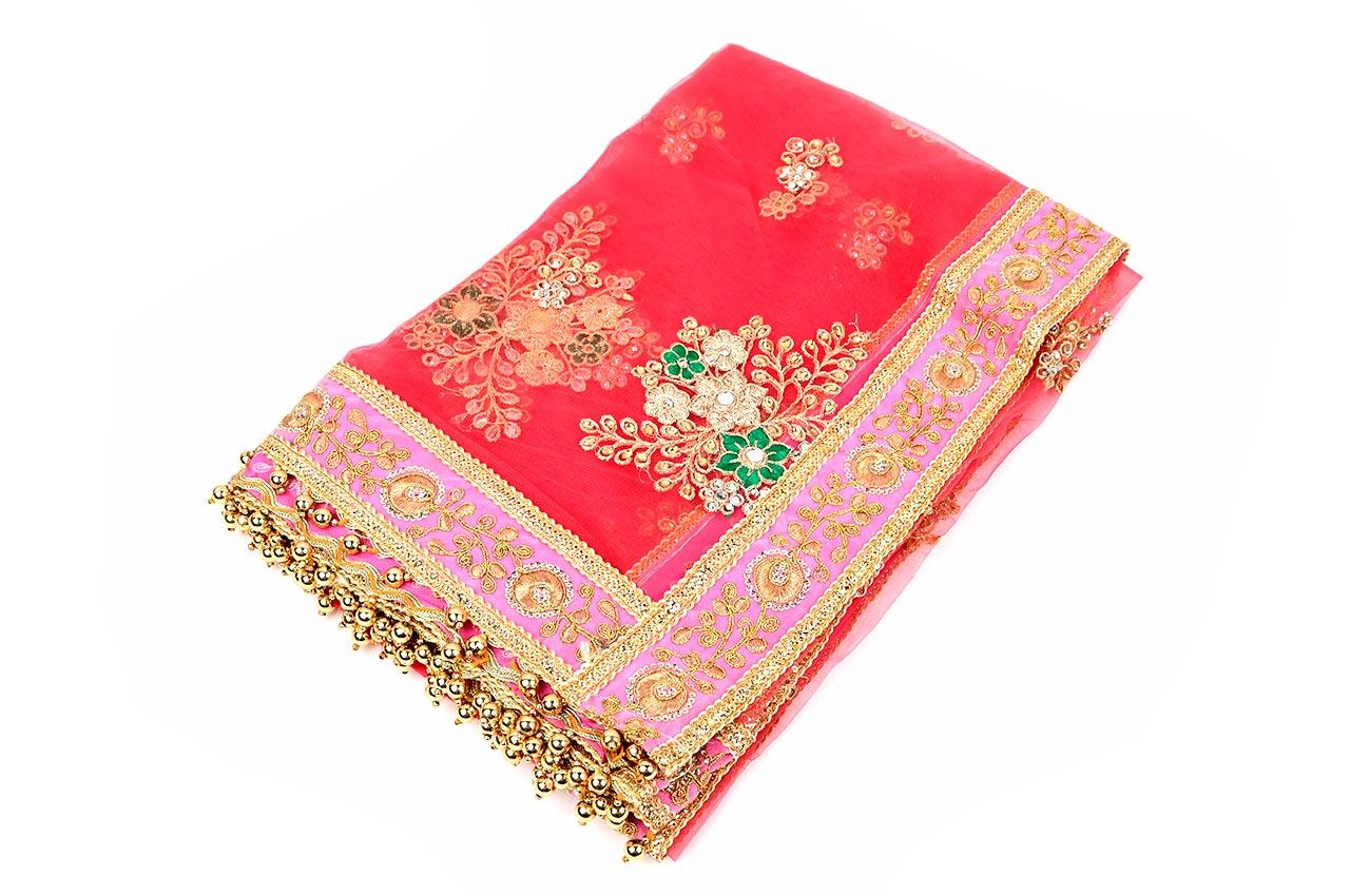 Mata Bandhani/Chunri Puja Altar Cloth
