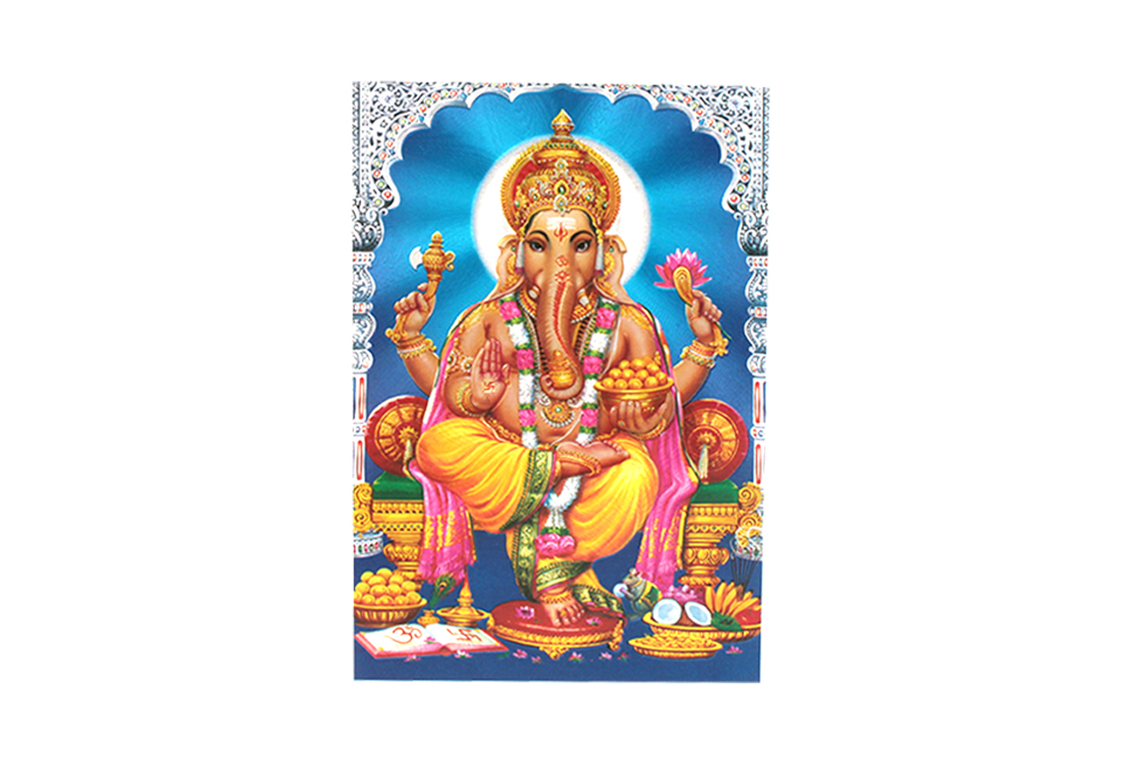 Lord Ganapati Photo - Medium