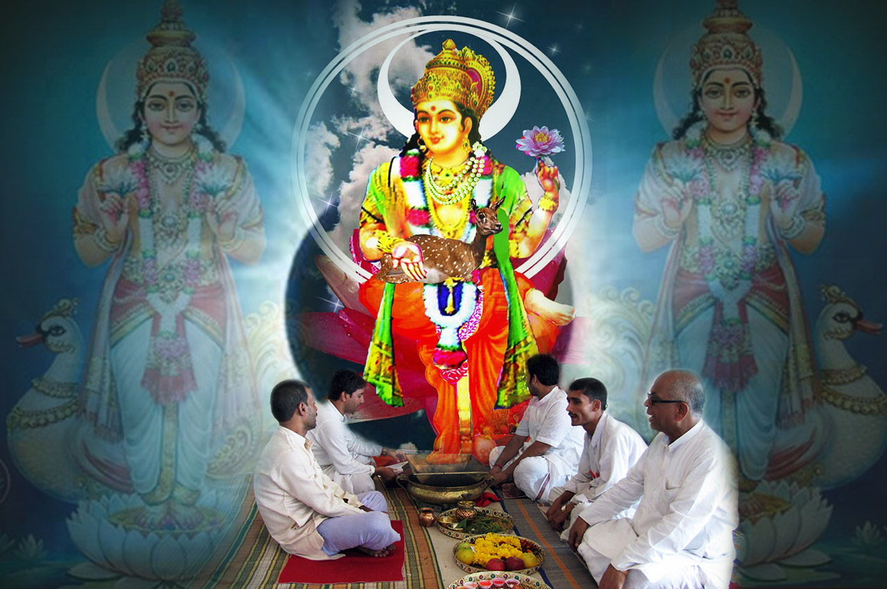 Chandra Grahan Dosh Nivaran Puja