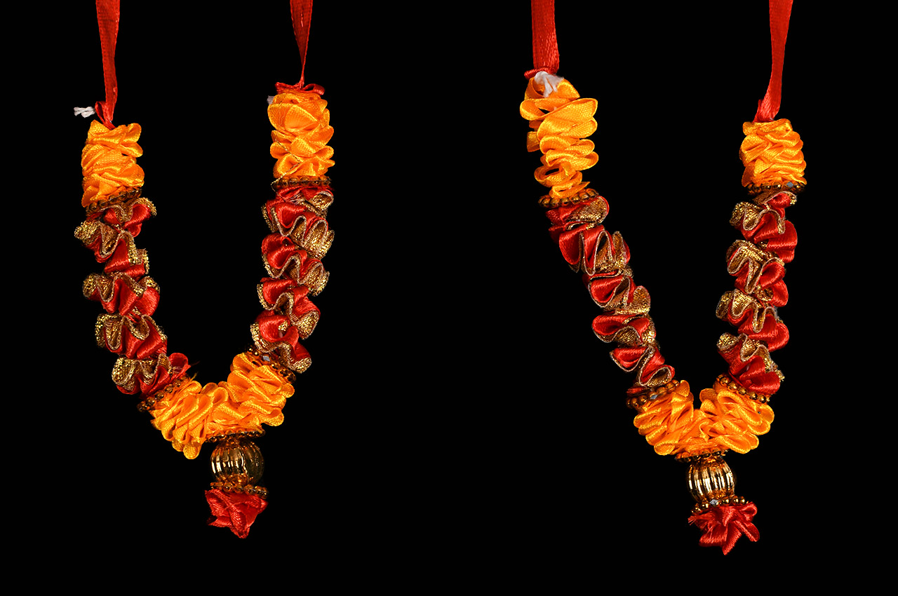 Deity Garlands - Design XVII - Set of 2