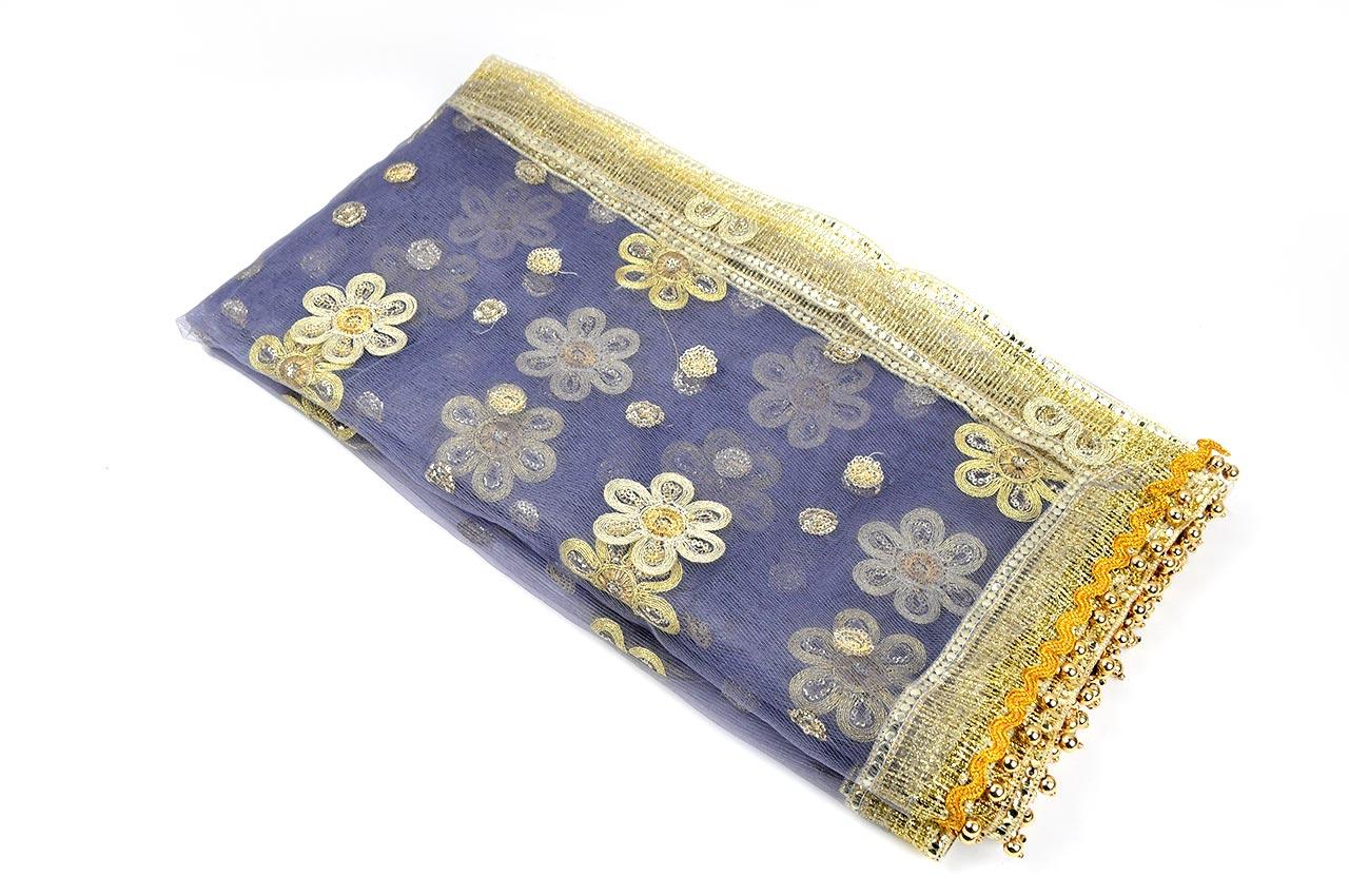 Mata ki Chunri Net Puja Altar Cloth