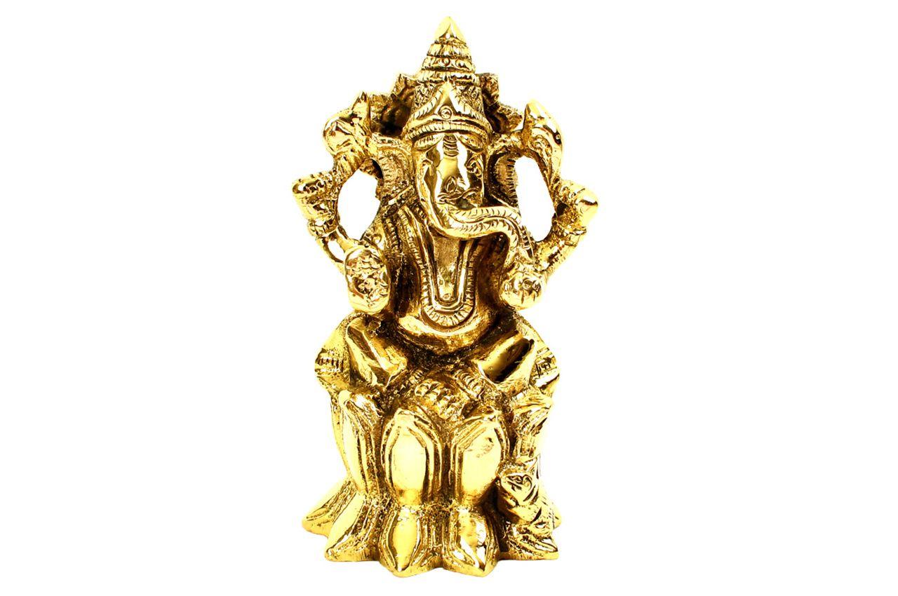 Ganesh on Lotus - I