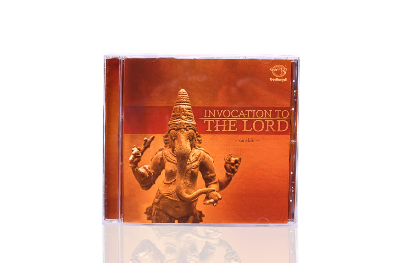 Invocation to the Lord - CD