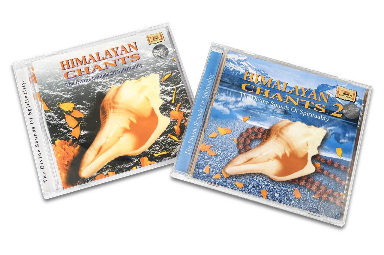 Himalayan Chants CD - 2 volume set