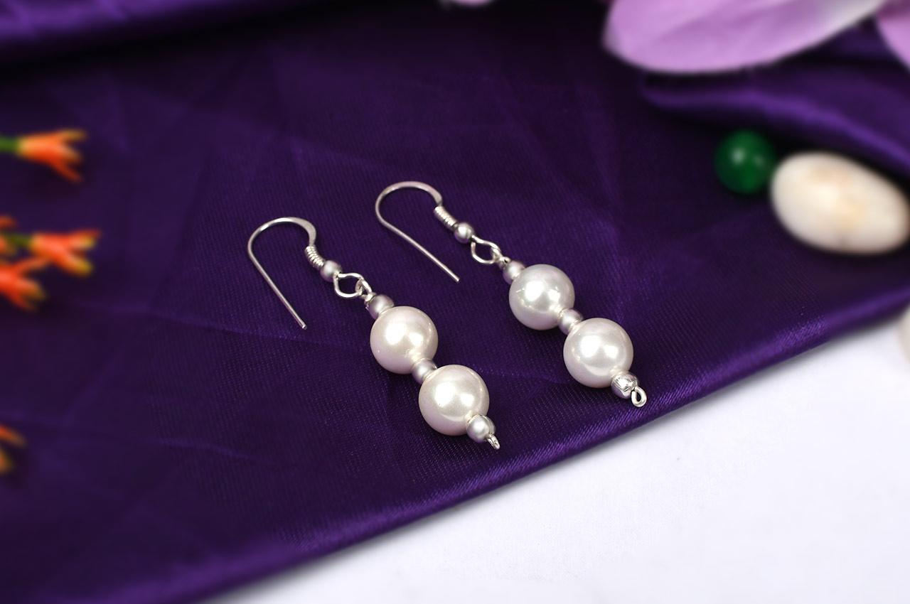 Pearl Earring - II