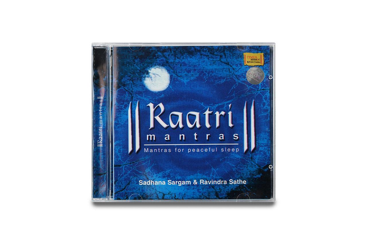 Raatri Mantras - CD