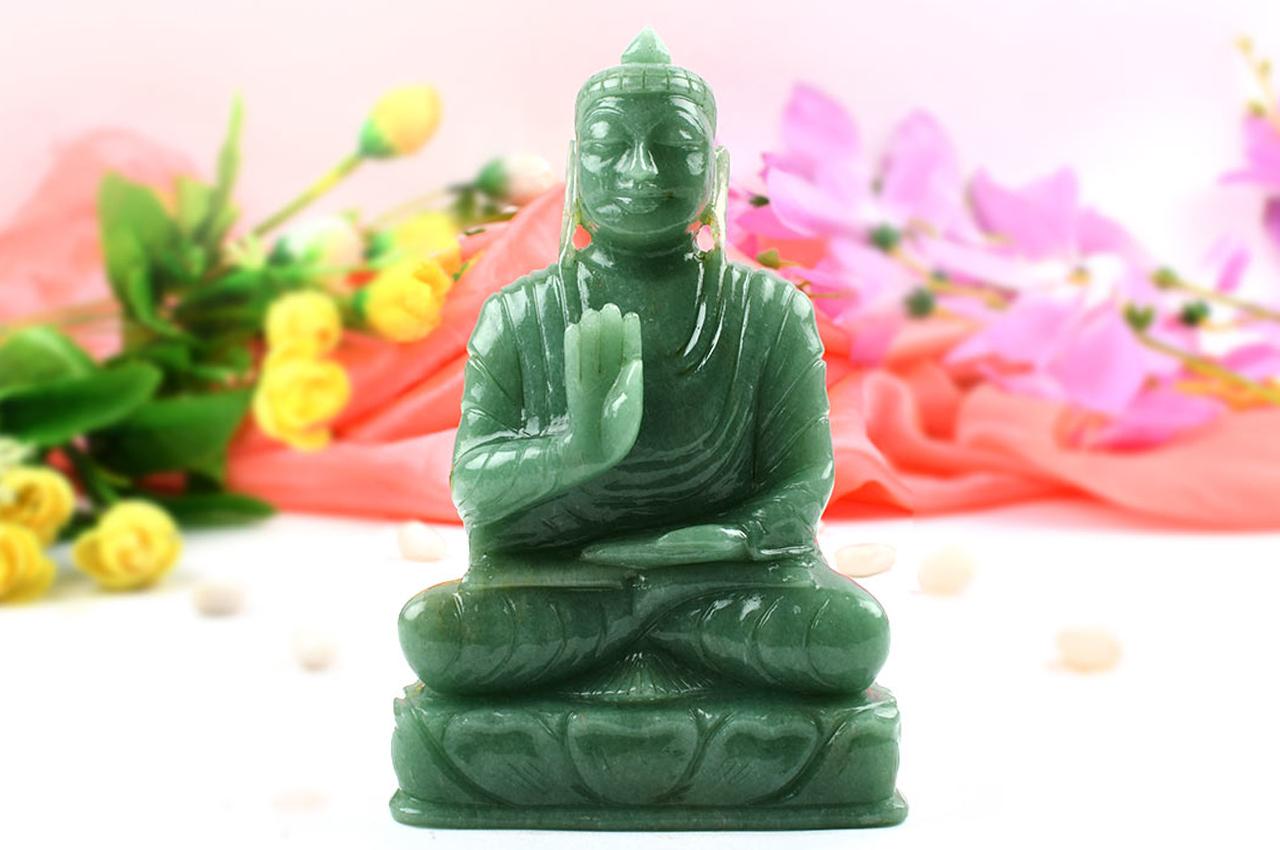 Jade Buddha - Large