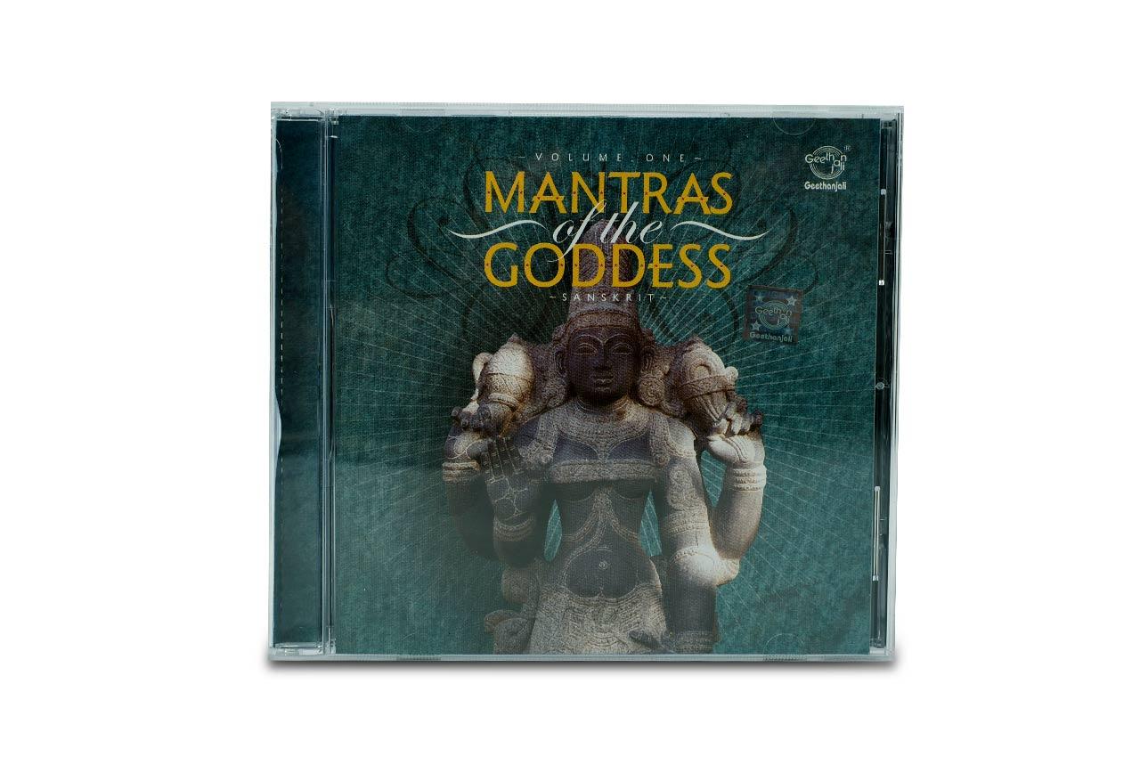 Mantras of the Goddess - Set of 3 Vol