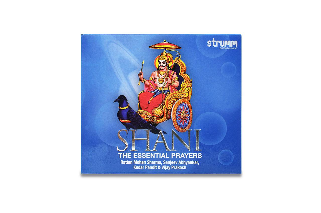 Shani - The Essential Prayers