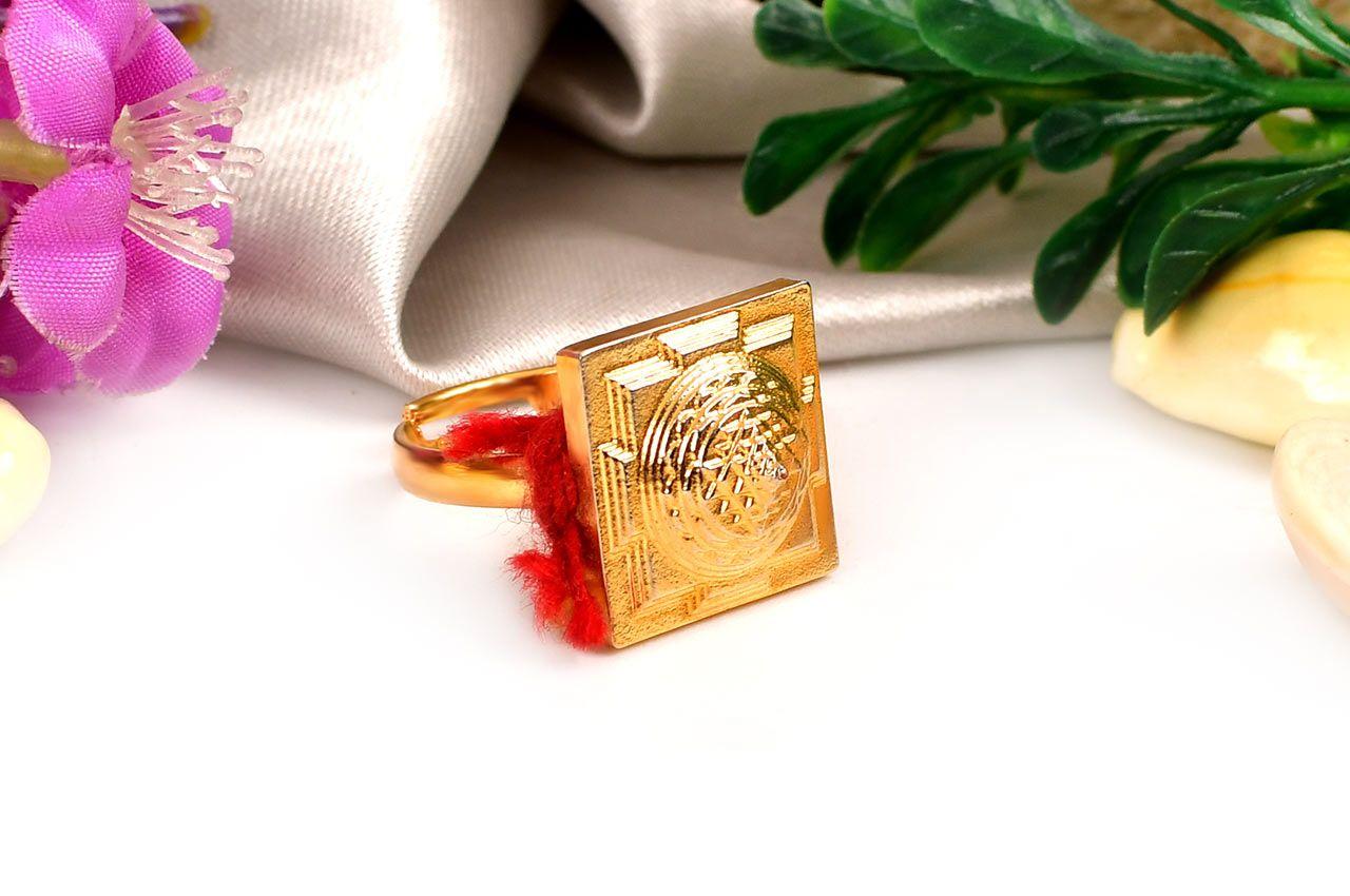 Shree Yantra Ring