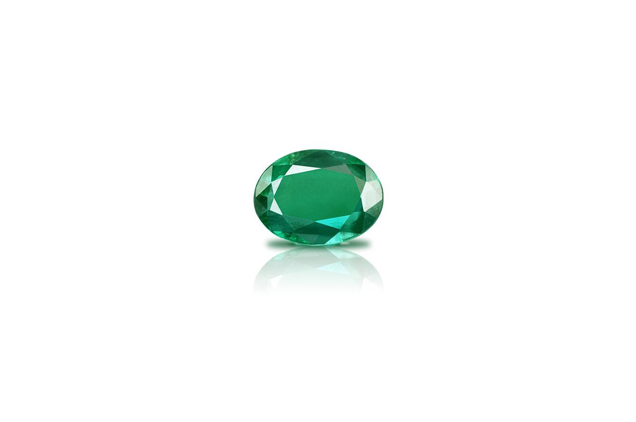 Emerald 3.09 carats Zambian