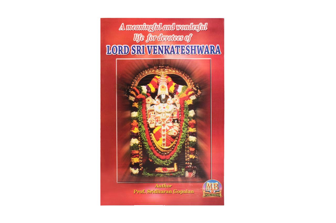 Lord Sri Venkateshwara