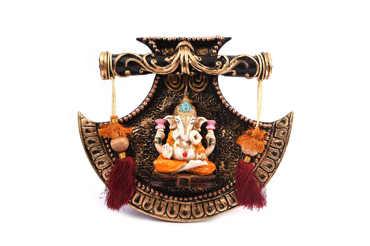 Ganesha wall hanging - Big