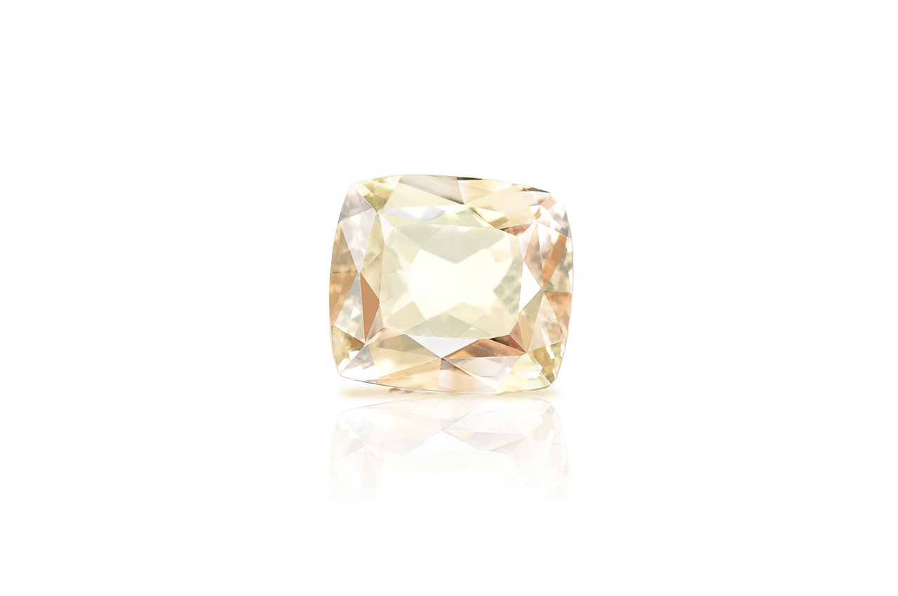 Imperial Yellow Topaz - 12.20 carats