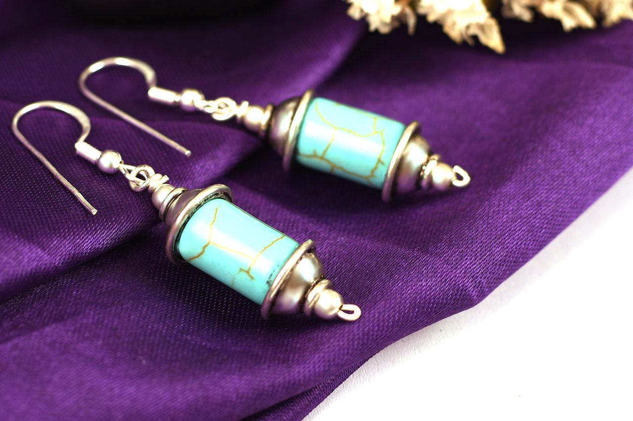 Turquoise Earring - I