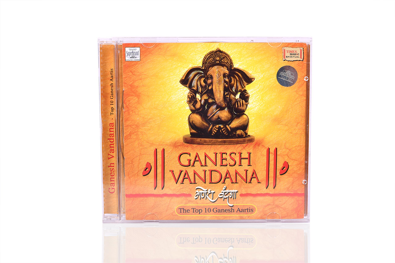 Ganesh Vandana - The top 10 Ganesh Aartis