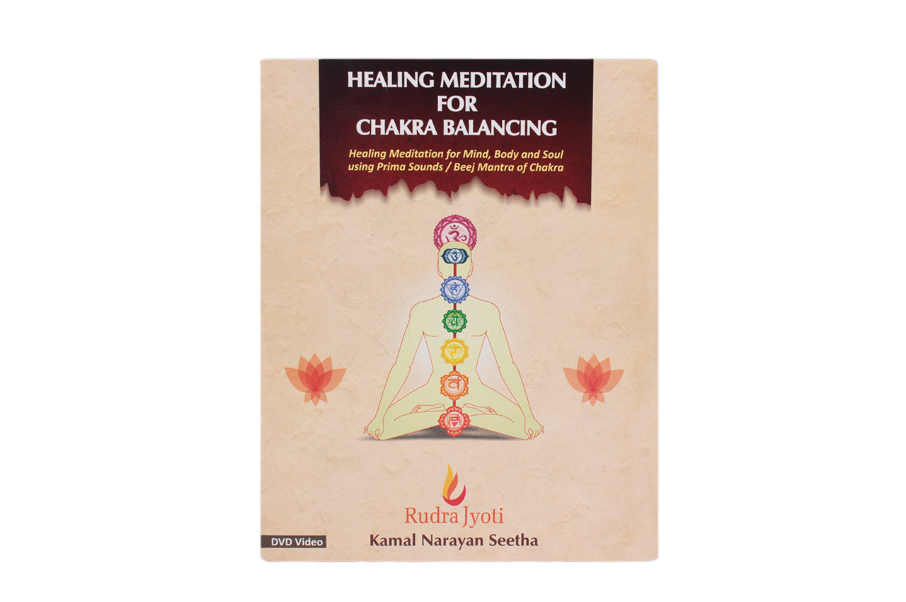 Healing Meditation for Chakra Balancing - Rudraksha Ratna