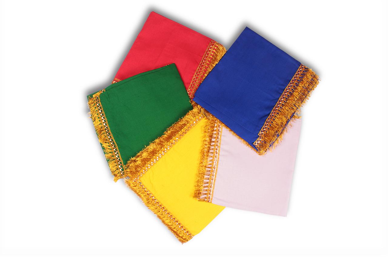 Altar cloth with borders