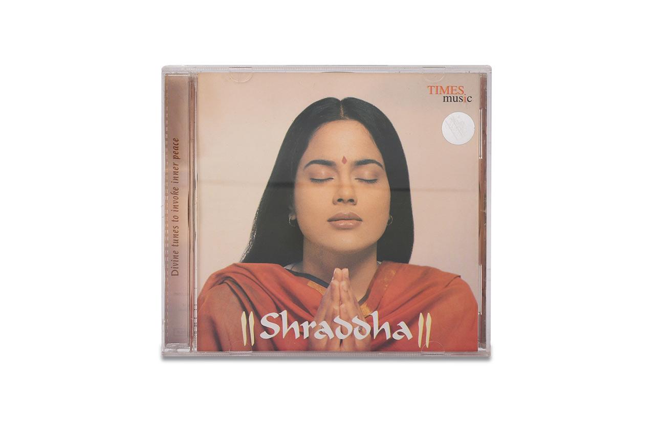 Shraddha - CD