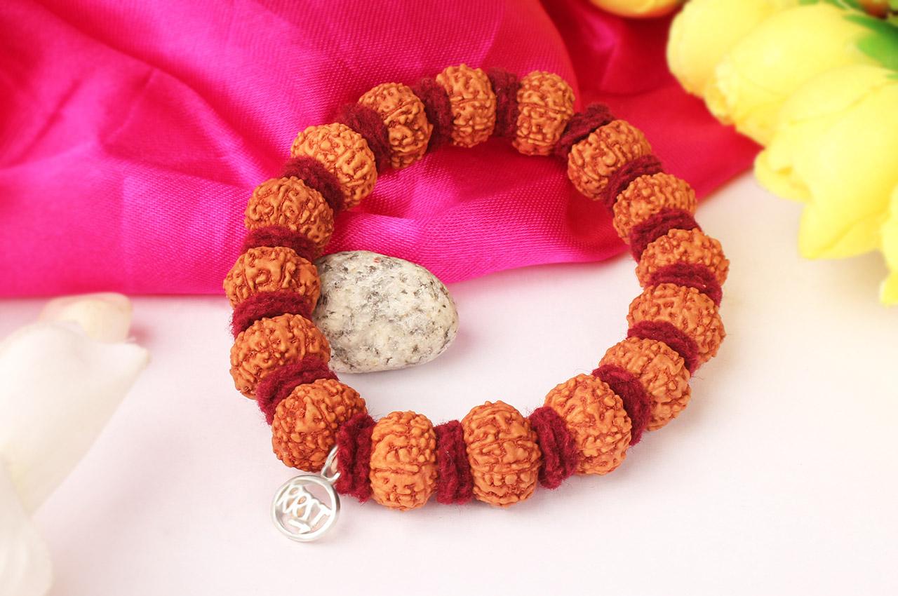 8 mukhi Ganesha Bracelet - Java