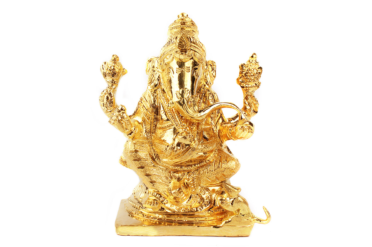 Ganesha in Punchdhatu - I