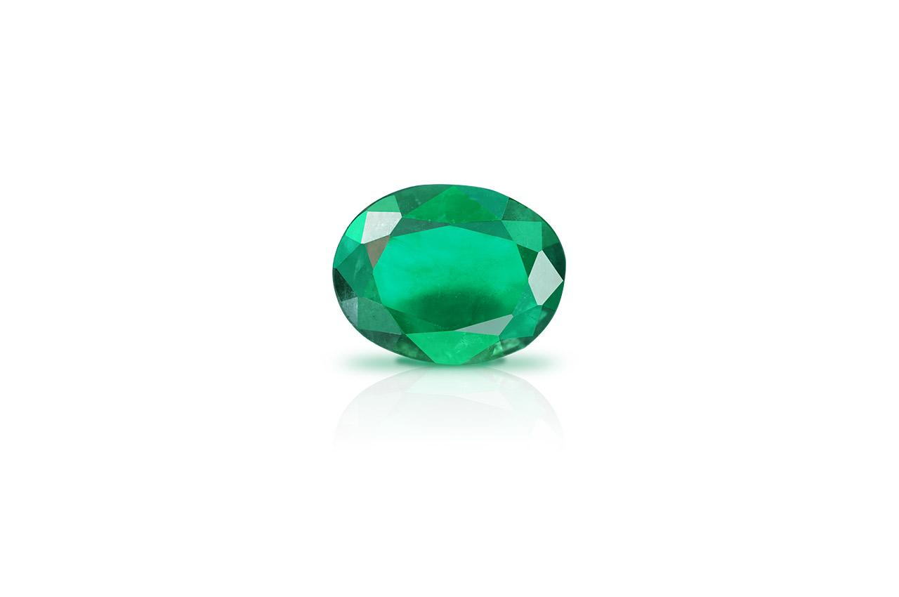 Emerald 1.45 carats Zambian