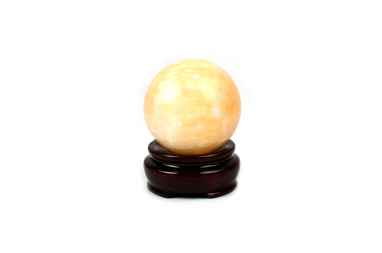 Yellow Jade Ball