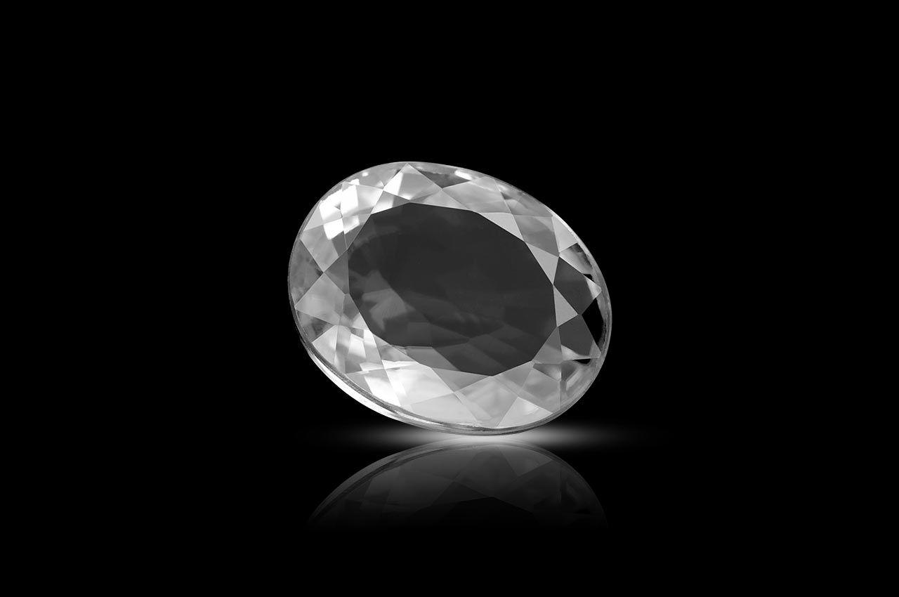 White Zircon - 7.50 Carats