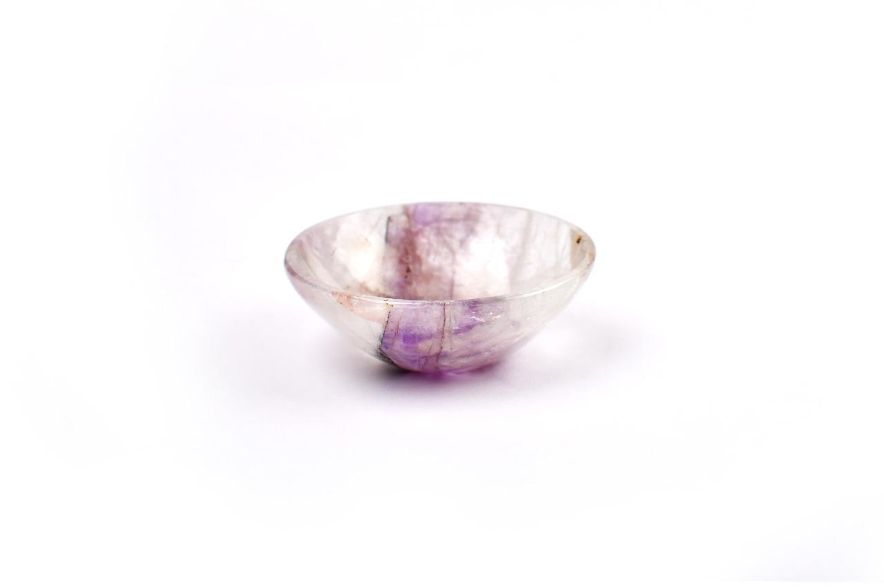 Amethyst Gemstone Bowl