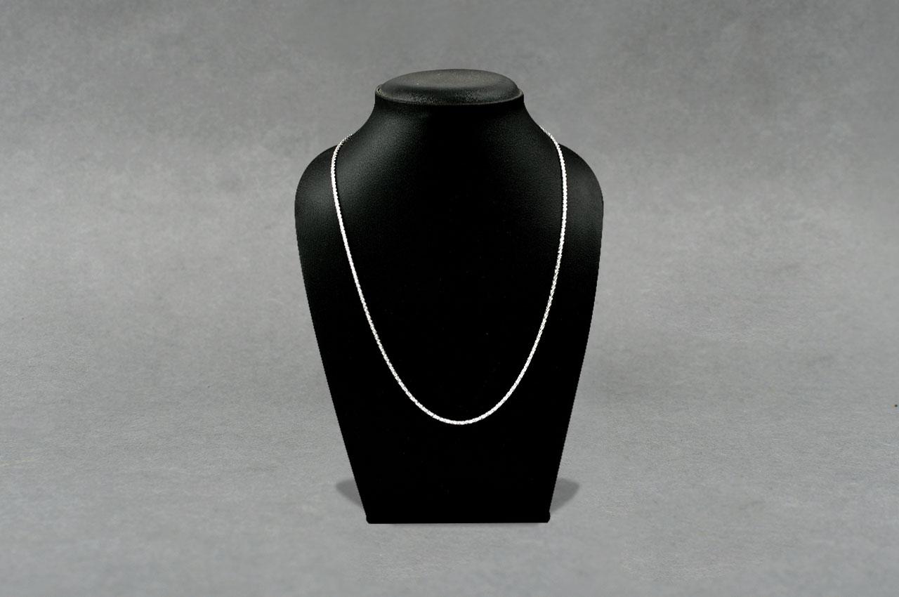 Silver chain interlock